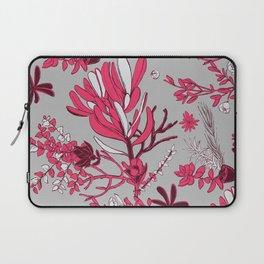 Fuchsia Cradle Flora Laptop Sleeve