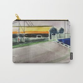 Hall Night USA Carry-All Pouch