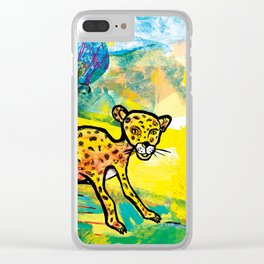 ZOO Clear iPhone Case