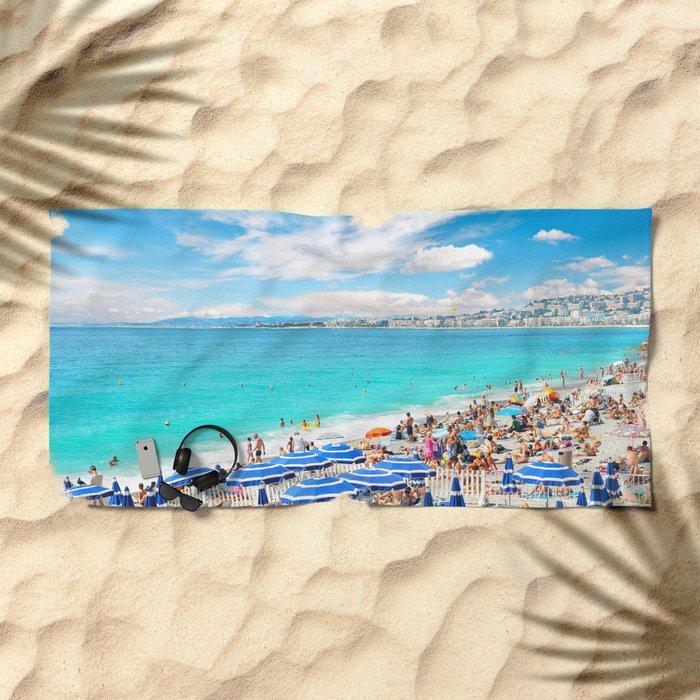 Nice Beach Towel By Daydrift