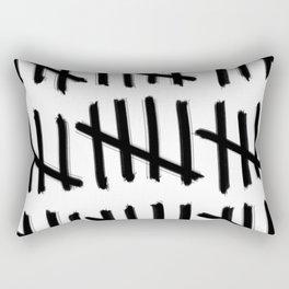 Tally Ho!  Rectangular Pillow