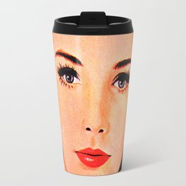 Those Eyes Though Travel Mug
