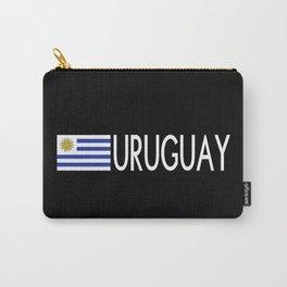 Uruguay: Uruguaya Flag & Uruguay Carry-All Pouch