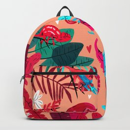 Love is in the Jungle Air Backpack