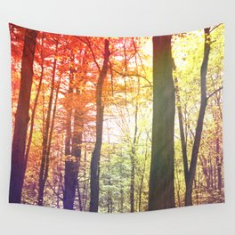 Forest Friends 2.0 Wall Tapestry