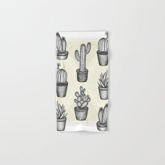 Prickly Friends Hand & Bath Towel