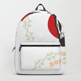 Bone to Rock - Sign of the Horns Backpack