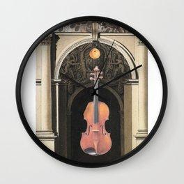 Da Da Suite - Ode to Magritte Wall Clock