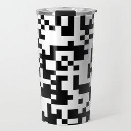 QRcode=Instant gratification Travel Mug