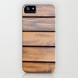 the seat iPhone Case