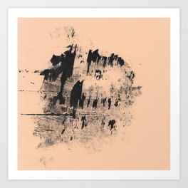 Monotype #5 Art Print