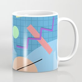 Memphis #6 Coffee Mug