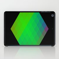 hexagon iPad Cases featuring Hexagon? by FMC!