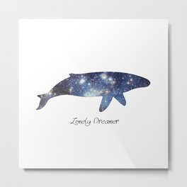 Lonely Dreamer 2 Metal Print