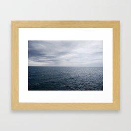 Lake Huron Framed Art Print