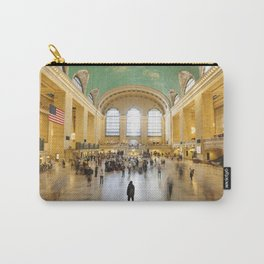 Grand Central Station Carry-All Pouch