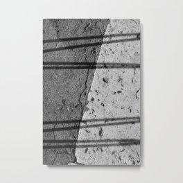 Textures I Metal Print