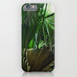 Garden of Eden - Exotic Seychelles Islands, Indian Ocean iPhone Case