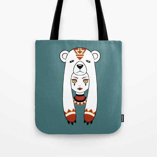 Polar Tribe Tote Bag