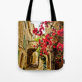 Provincial France Tote Bag