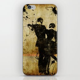Dance With The Dead iPhone Skin