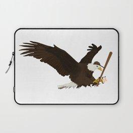 Baseball Eagle Laptop Sleeve