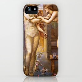 Pygmalion and the Image, The Godhead Fires - Digital Remastered Edition iPhone Case