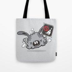 Dust Bunny Hate Clean! Tote Bag