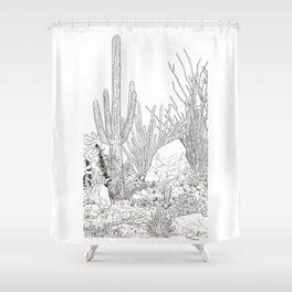 Sonora Shower Curtain