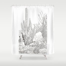 Sonora Shower Curtain