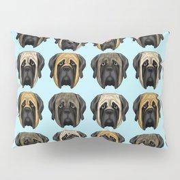 Mastiff Trio Pillow Sham
