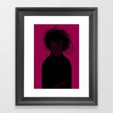 Edward Framed Art Print