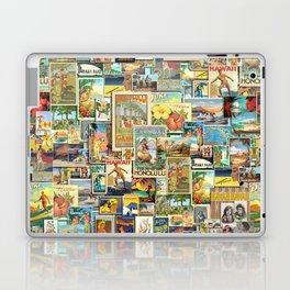 Vintage Hawaii Laptop & iPad Skin
