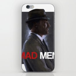 DON DRAPER iPhone Skin
