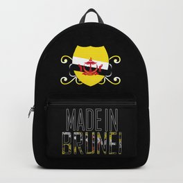 Made In Brunei Backpack