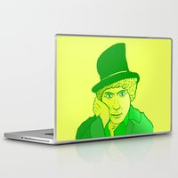 marx Laptop & iPad Skins featuring Harpo by Kramcox