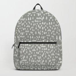 evergreen forest Backpack