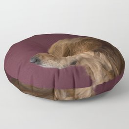The Dog Floor Pillow