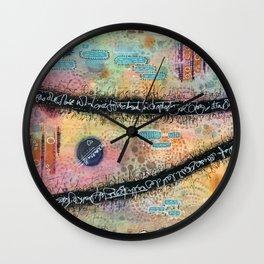 Wisdom Keepers (2) Wall Clock