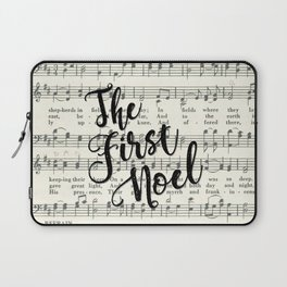The First Noel Laptop Sleeve