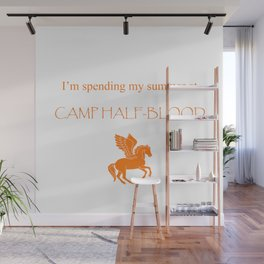Spending my summer at Camp Half-Blood Wall Mural