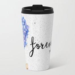 Forever yours #ultraviolet | Valentine Travel Mug