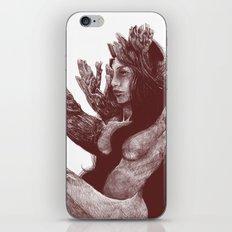 Sleeping Forest iPhone & iPod Skin