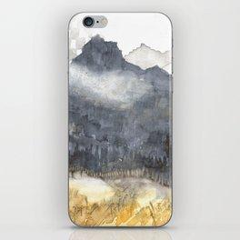 Fairmont Mountain2 iPhone Skin