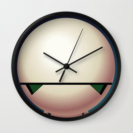 Marvin the Android Wall Clock
