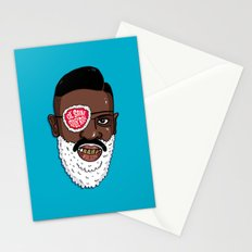 Ol' Saint Slick Rick Stationery Cards
