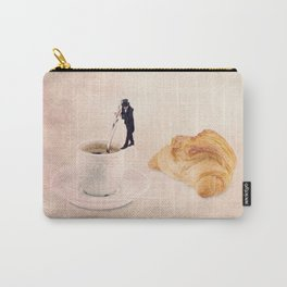 The coffee stirrer Carry-All Pouch