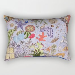 The View From Here Rectangular Pillow