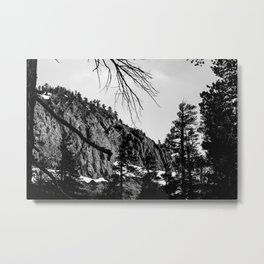 Mammoth Lakes 4 Metal Print