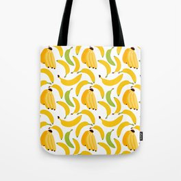 Banana Harvest Tote Bag